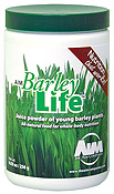 BarleyLife, BARLEYLIFE, powdered juice of young barley leaves. Premium barley green juice powder.